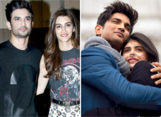 "Kriti Sanon pens a note after watching Sushant Singh Rajput's Dil Bechara - ""It's not 'seri'"""