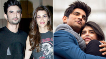 """Kriti Sanon pens a note after watching Sushant Singh Rajput's Dil Bechara - """"It's not 'seri'"""""""
