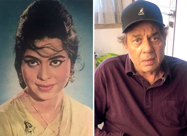 Kumkum was my first heroine…How can I forget her - Dharmendra