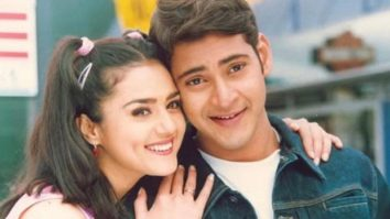 Mahesh Babu and Preity Zinta celebrate 21 years of Raja Kumarudu
