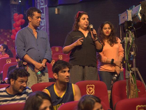 Mukesh Chhabra and Farah Khan reveal Sushant Singh Rajput filmed Dil Bechara title track in one shot