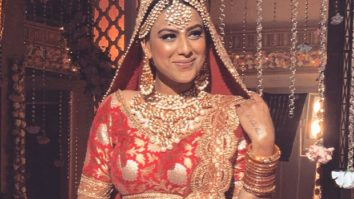 Nia Sharma looks ethereal dressed in a bridal avatar for Naagin 4 finale
