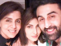 Ranbir Kapoor and Riddhima Kapoor Sahni celebrate Neetu Kapoor's birthday together