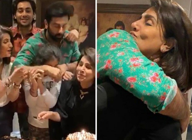 Neetu Kapoor celebrates 62nd birthday with Ranbir Kapoor, Karan Johar and family