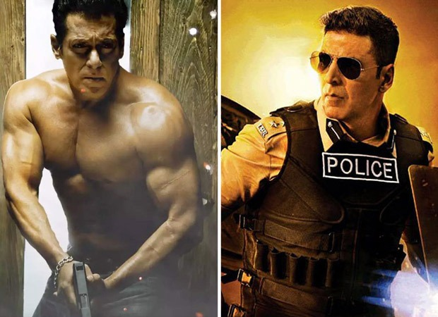 Salman Khan starrer Radhe Your Most Wanted Bhai being readied for release with Sooryavanshi this Diwali