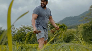 Salman Khan ushers in the harvest season at his farmhouse, pays a hearty tribute to the farmers