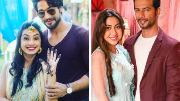 Sanam Johar and Abigail Pande to take wedding vows on Sehban Azim and Reem Shaikh starrer Tujhse Hai Raabta's lockdown special