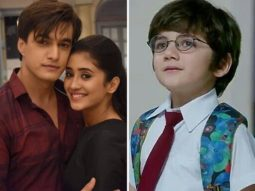 Shivangi Joshi and Mohsin Khan's on-screen son on Yeh Rishta Kya Kehlata Hai will NOT be replaced