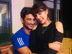 """Still struggling to face my emotions"" - Rhea Chakraborty remembers Sushant Singh Rajput a month after his death"