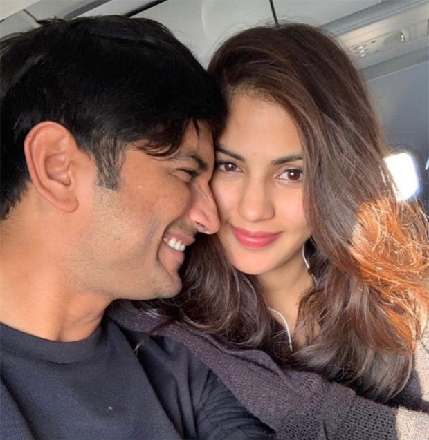 """""""Still struggling to face my emotions"""" - Rhea Chakraborty remembers Sushant Singh Rajput a month after his death"""