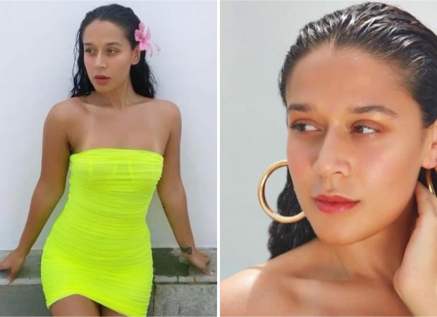 Tiger Shroff's sister Krishna Shroff's stunning pictures leaves Disha Patani and Ananya Panday impressed