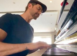 Hrithik Roshan has been brushing up his piano skills during lockdown; may play for Krrish 4