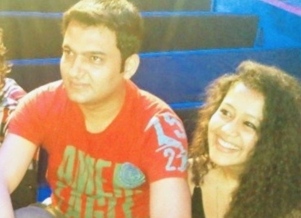 Kapil Sharma shares a major throwback picture with Neha Kakkar