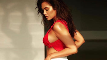 Esha Gupta sets the temperature soaring flaunting her curves in a bikini