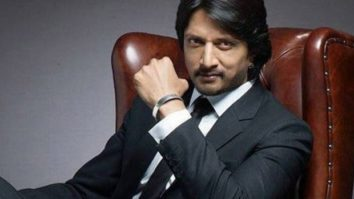 Kichcha Sudeepa gets back to work; shares pictures from first day of Phantom