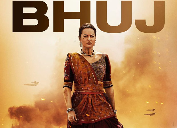FIRST LOOK: Sonakshi Sinha as the brave Sunderben Jetha Madharparya in Bhuj-The Pride of India
