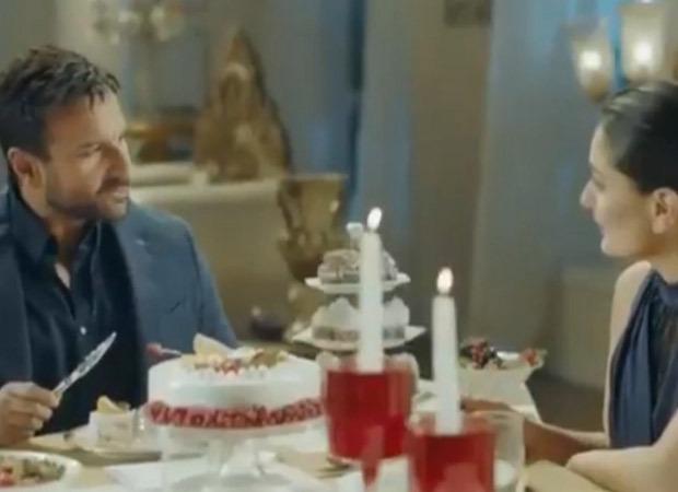 Old dramatic ad of a water tank featuring Kareena Kapoor and Saif Ali Khan goes viral; invites laughs