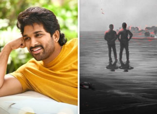 Allu Arjun to collaborate with Siva Koratala for AA21; shares teaser poster