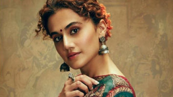 Taapsee Pannu gifts a smartphone to a carwasher's daughter to help her prepare for NEET exam
