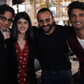 Sara Ali Khan pens down the common things between Saif Ali Khan and Sushant Singh Rajput ahead of the release of Dil Bechara