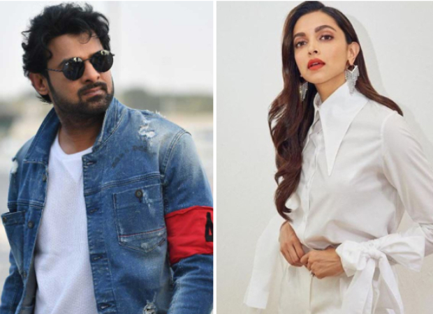 Deepika Padukone, Prabhas To Team In New Nag Ashwin Film Project