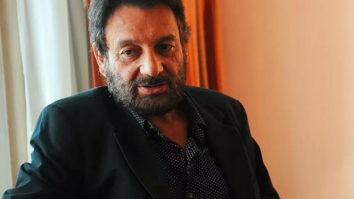"""The theatrical star system is dead,"" says filmmaker Shekhar Kapur"