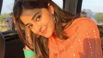 """""""I miss playing Pooja already"""", says Ananya Panday, shares pictures from the set of Khaali Peeli"""