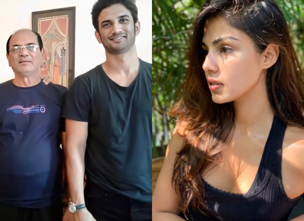 """Sushant Singh Rajput had not met his father KK Singh for 5 years"", says Rhea Chakraborty"