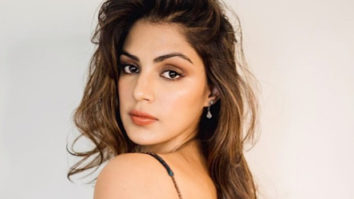 """Sushant told me to leave before the therapy"", says Rhea Chakraborty"