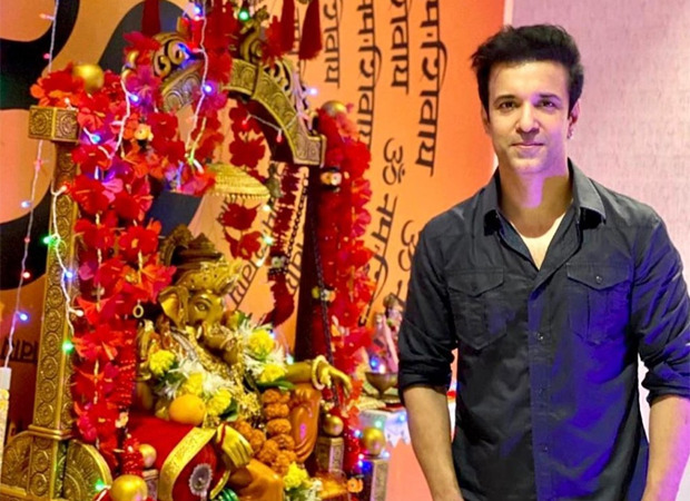 Aamir Ali gives a befitting reply to those that questioned him for celebrating Ganesh Chaturthi