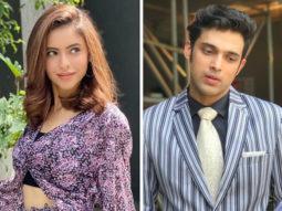 Aamna Sharif and Parth Samthaan return to the sets of Kasautii Zindagii Kay