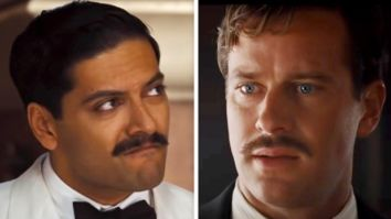 Ali Fazal reunites with Death On The Nile cast to kick off virtual promotions, Armie Hammer shares the first glimpse