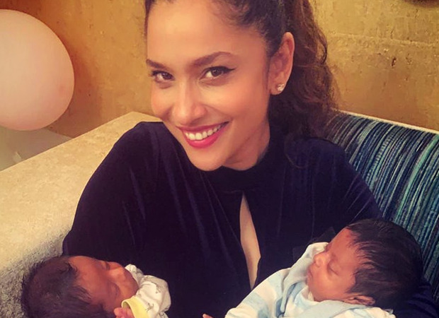 Ankita Lokhande welcomes beau Vicky Jain's sister's twins in their family with a cute picture