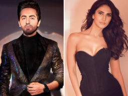 """Ayushmann Khurrana is one of the most earnest actors of our generation"" - says Vaani Kapoor"