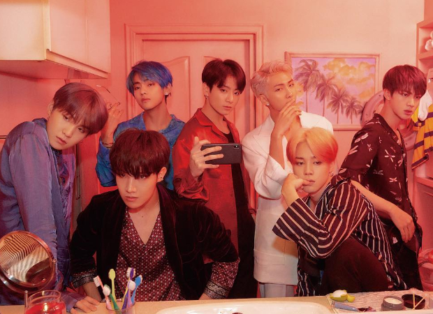 BTS Unveils Explosive Title Of Upcoming English Language Single