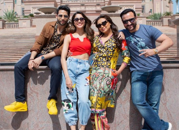 Bunty Aur Babli 2 to resume shoot with a huge song and dance, actors afraid