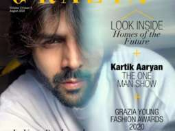 Kartik Aaryan On The Covers Of Grazia