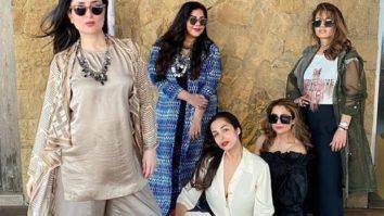 Kareena Kapoor Khan reunites with her girl squad, misses Karisma Kapoor