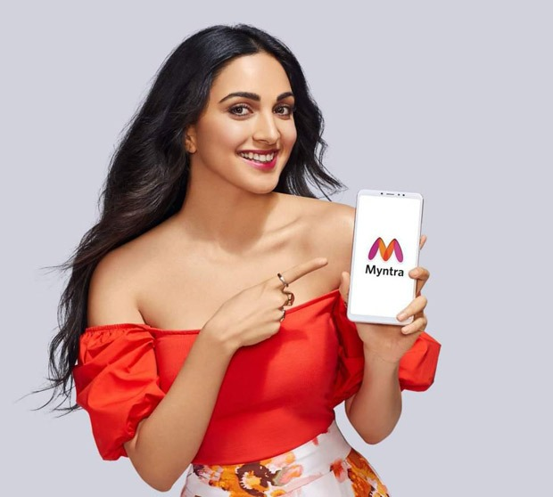 Kiara Advani is the new brand ambassador of Myntra