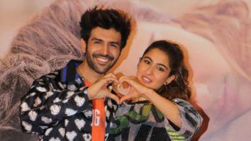 Love Aaj Kal stars Kartik Aaryan and Sara Ali Khan no longer follow each other on Instagram