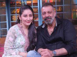 """""""Sanju has always been a fighter"""", says Maanayata Dutt on Sanjay Dutt's health"""