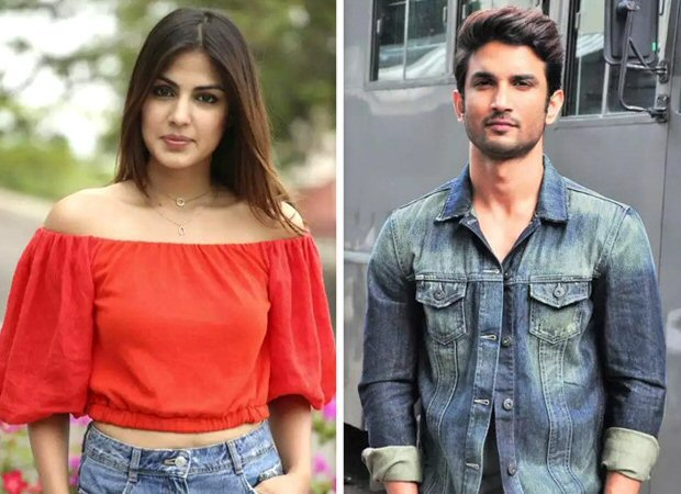 Mystery girl spotted at Sushant Singh Rajput's apartment after his death