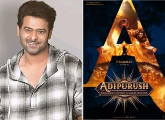 Prabhas and Om Raut join hands with Bhushan Kumar for an epic drama titled Adipurush, release first poster