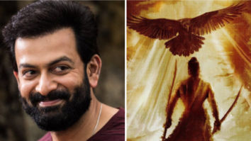 Prithviraj Sukumaran to star in India's first virtually shot film, shares first look poster