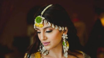 Rana Daggubati's to-be-bride Miheeka Bajaj looks ethereal in her haldi ceremony pictures