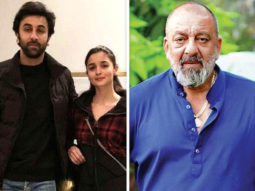 Ranbir Kapoor and Alia Bhatt visit Sanjay Dutt after his cancer diagnosis