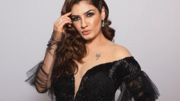 Raveena Tandon comes forward to support UN Human Right, A Fair and Free World