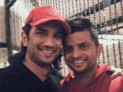 Suresh Raina shares a throwback picture Sushant Singh Rajput when he was filming MS Dhoni – The Untold Story
