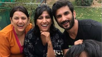 Sushant Singh Rajput's old video with his sisters goes viral after MS Dhoni announces retirement