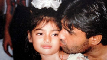 Suniel Shetty birthday: Athiya Shetty wishes her father with a throwback picture and video